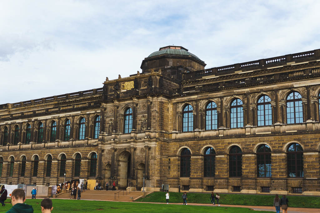 Zwinger in Dresden