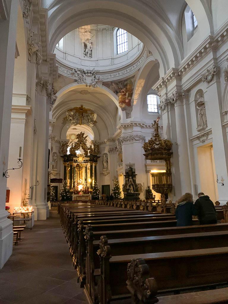 Blick in den Fuldaer Dom