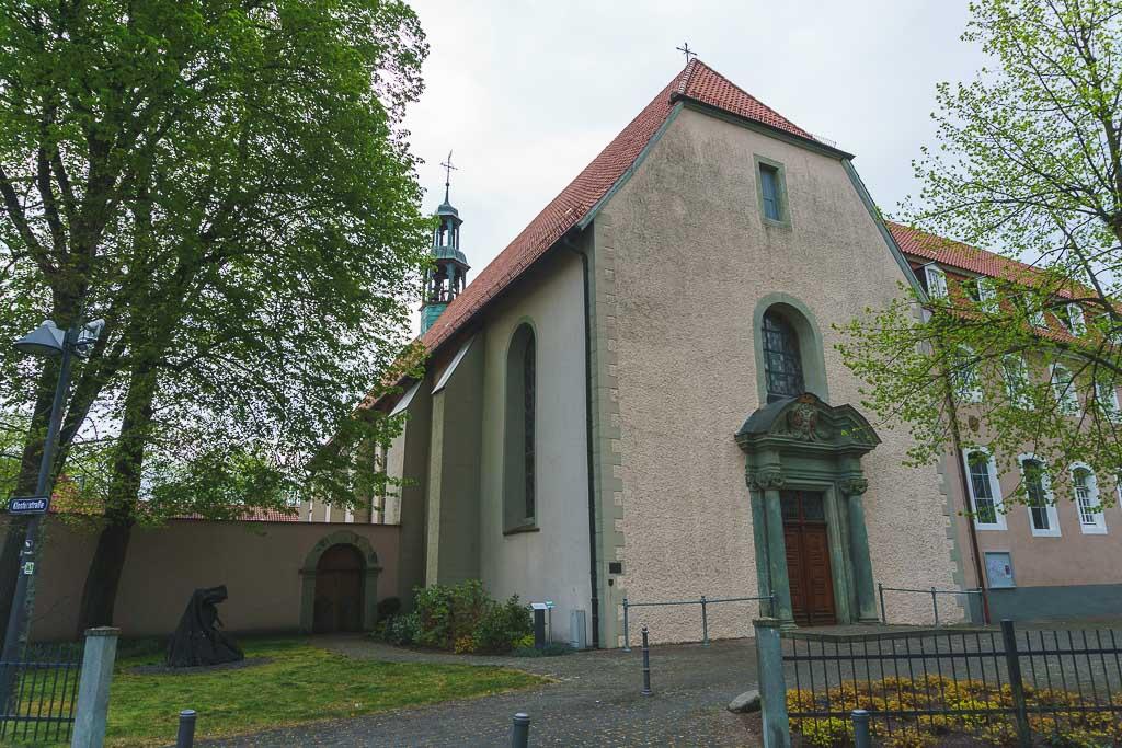Ehemaliges Franziskanerkloster