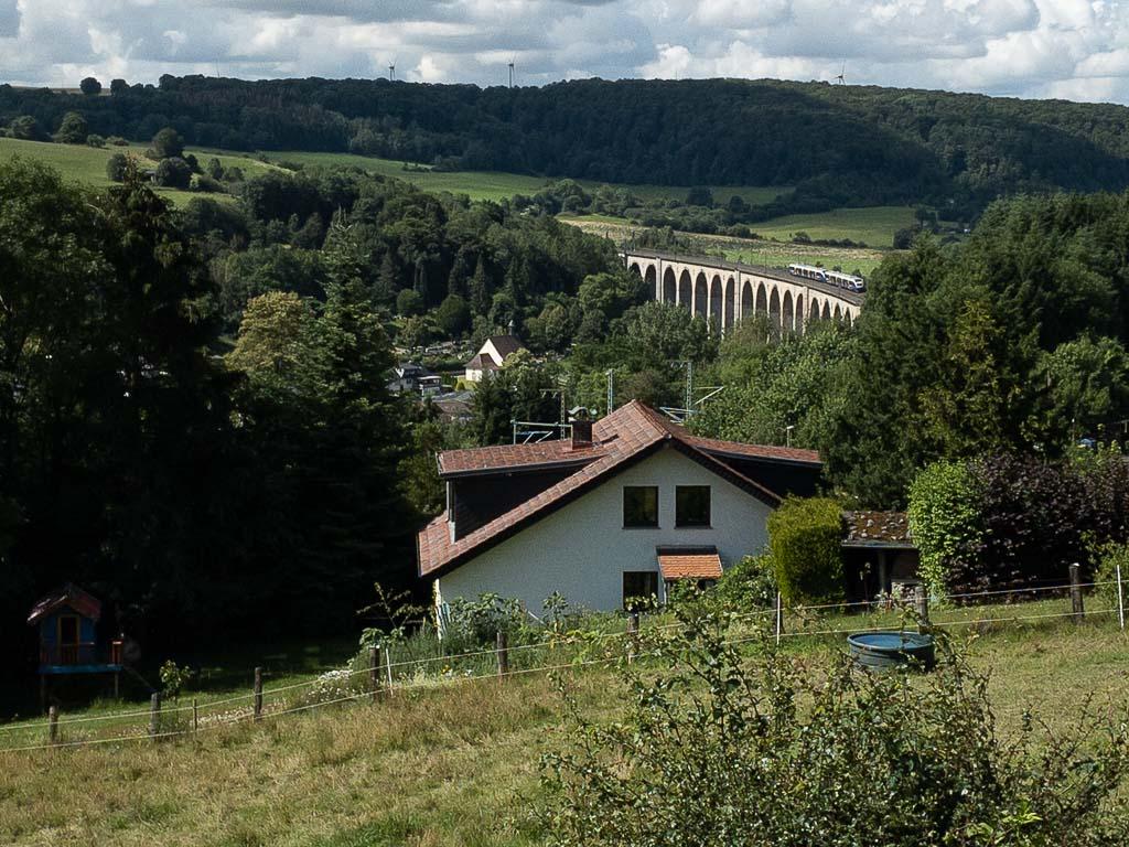 Fernblick auf das Viadukt